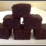 Sugar Free, Flour Free Brownie