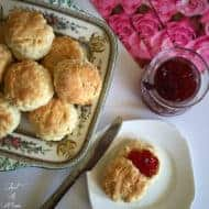 Easy 3 Ingredient Scones