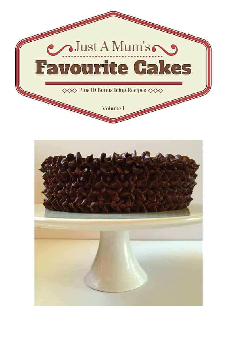 My Top Ten favourite cake recipes, in one easy to use eBook - Chocolate, Caramel, Lemon, Apple, Banana, Carrot and more! Cakes for all occasions
