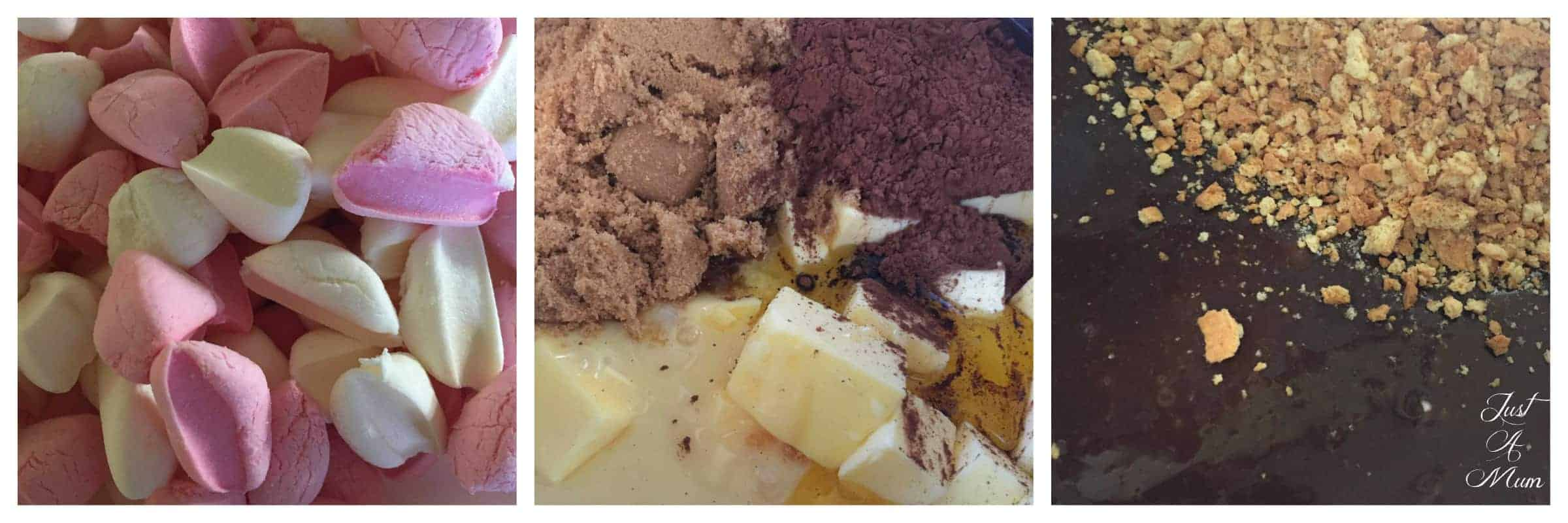 Marshmallow Slice - Just A Mum