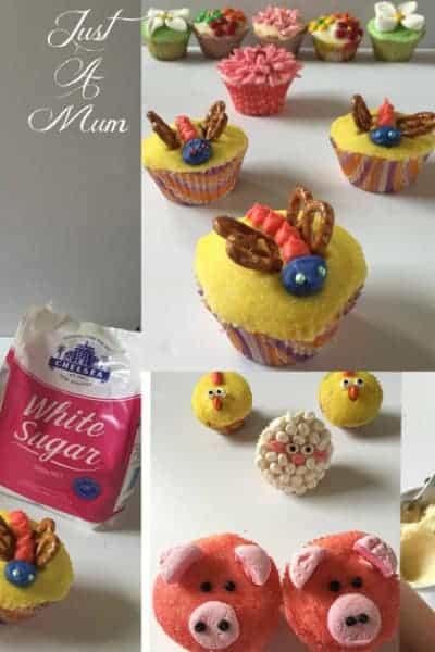 Cupcake Fun For Kids!