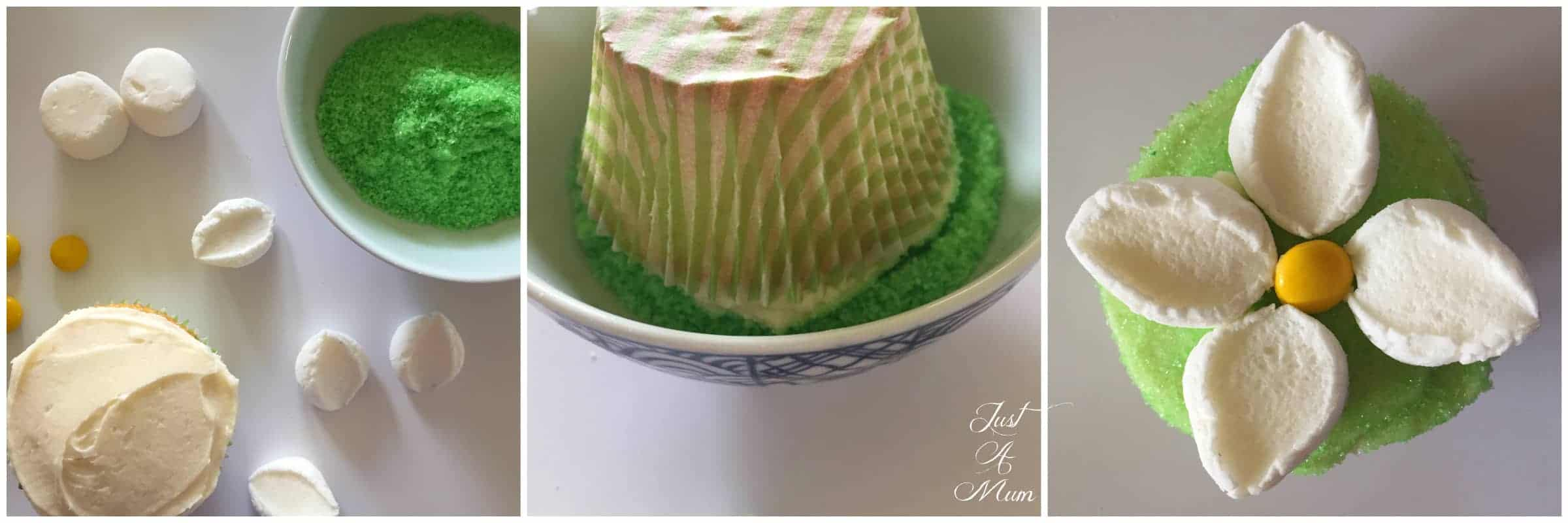 Just A Mum - Chelsea Sugar Cupcakes