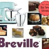 Breville Giveaway Valued at $799.95!!!