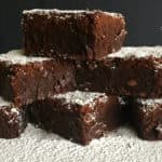 Nigella's Triple Chocolate Brownie
