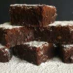 Nigella's Triple Chocolate Brownie