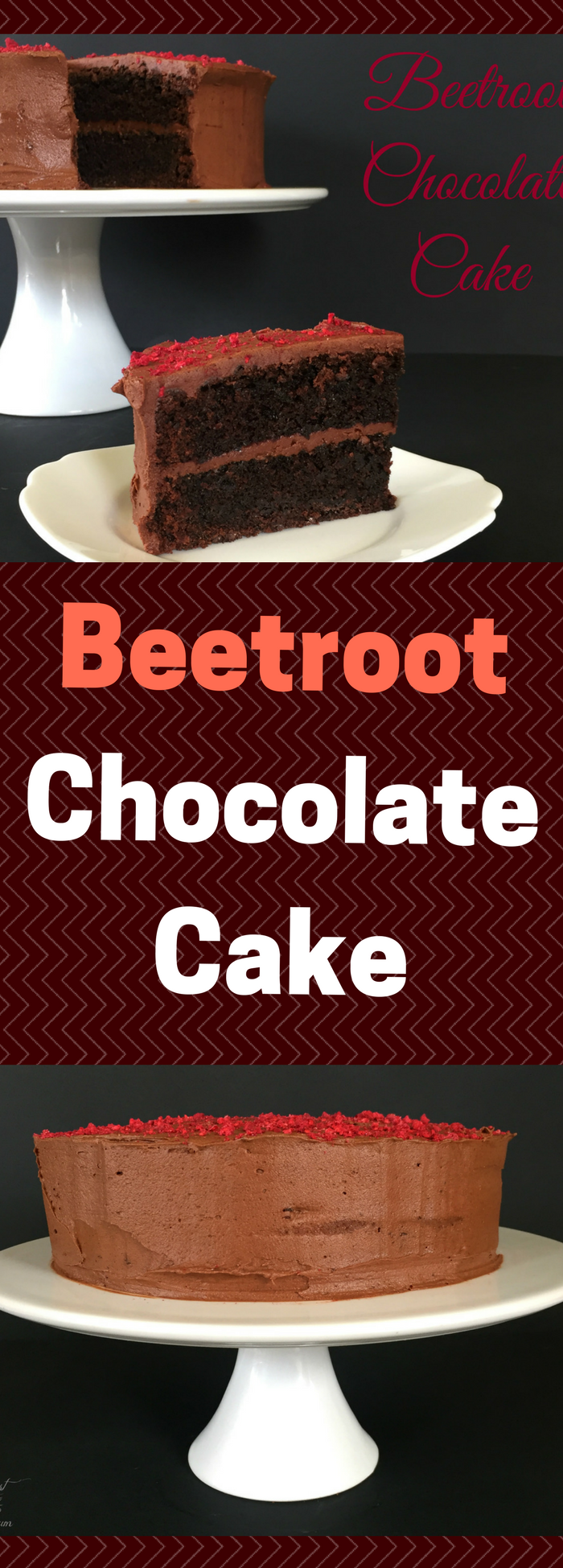 Delicious Beetroot Chocolate Cake