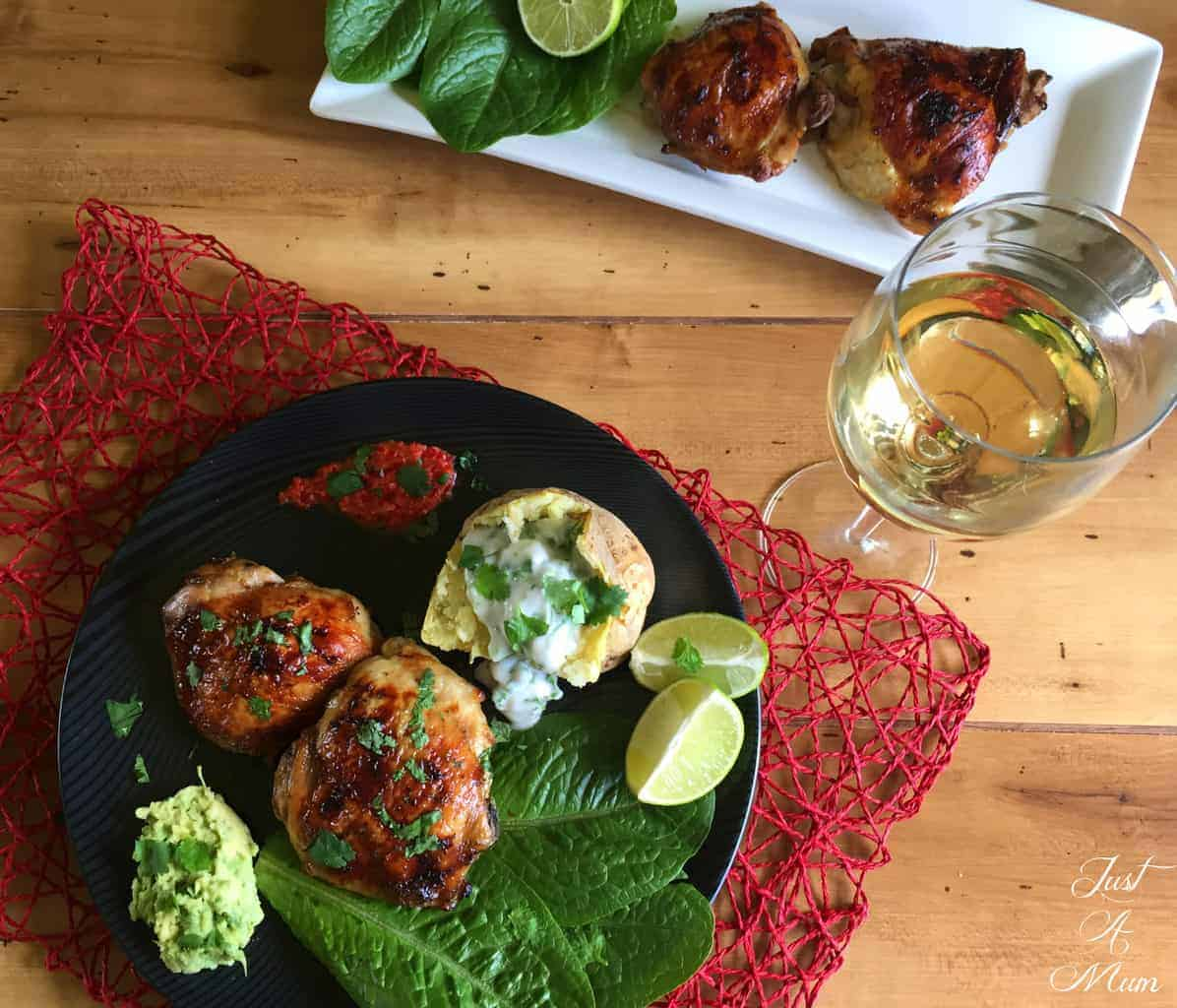 Nigella's Tequila & Lime Chicken - Just A Mum
