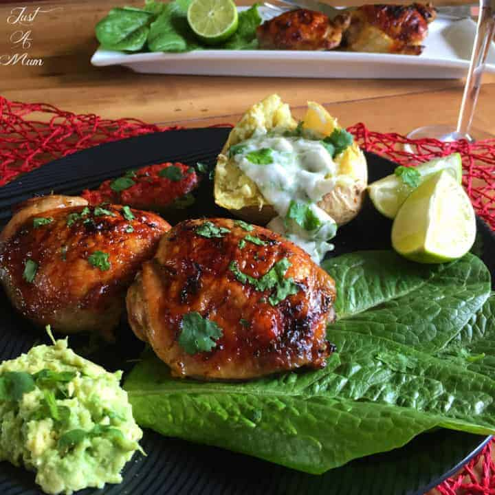 Nigella's Tequila & Lime Chicken