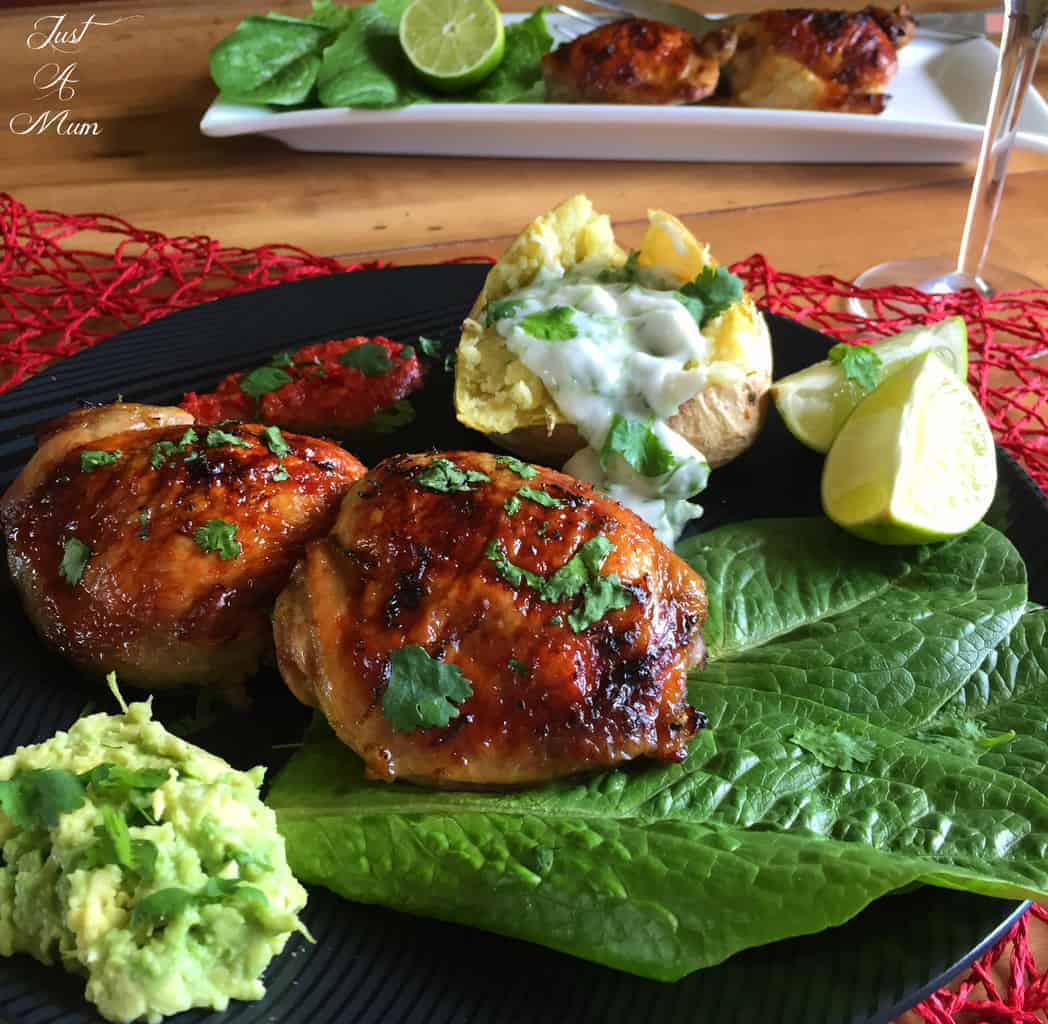 Nigellas tequila lime chicken just a mum forumfinder