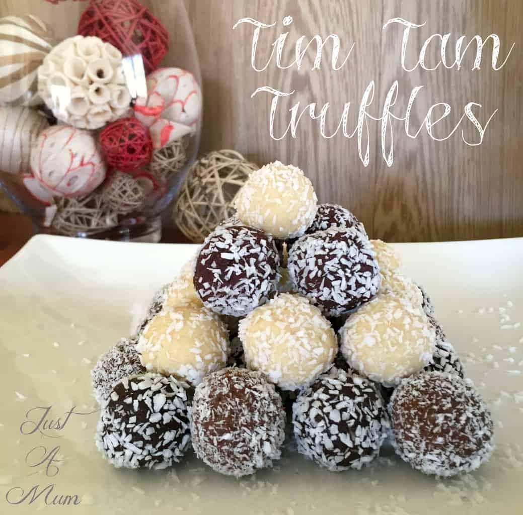 Tim Tam Truffles - The Best!