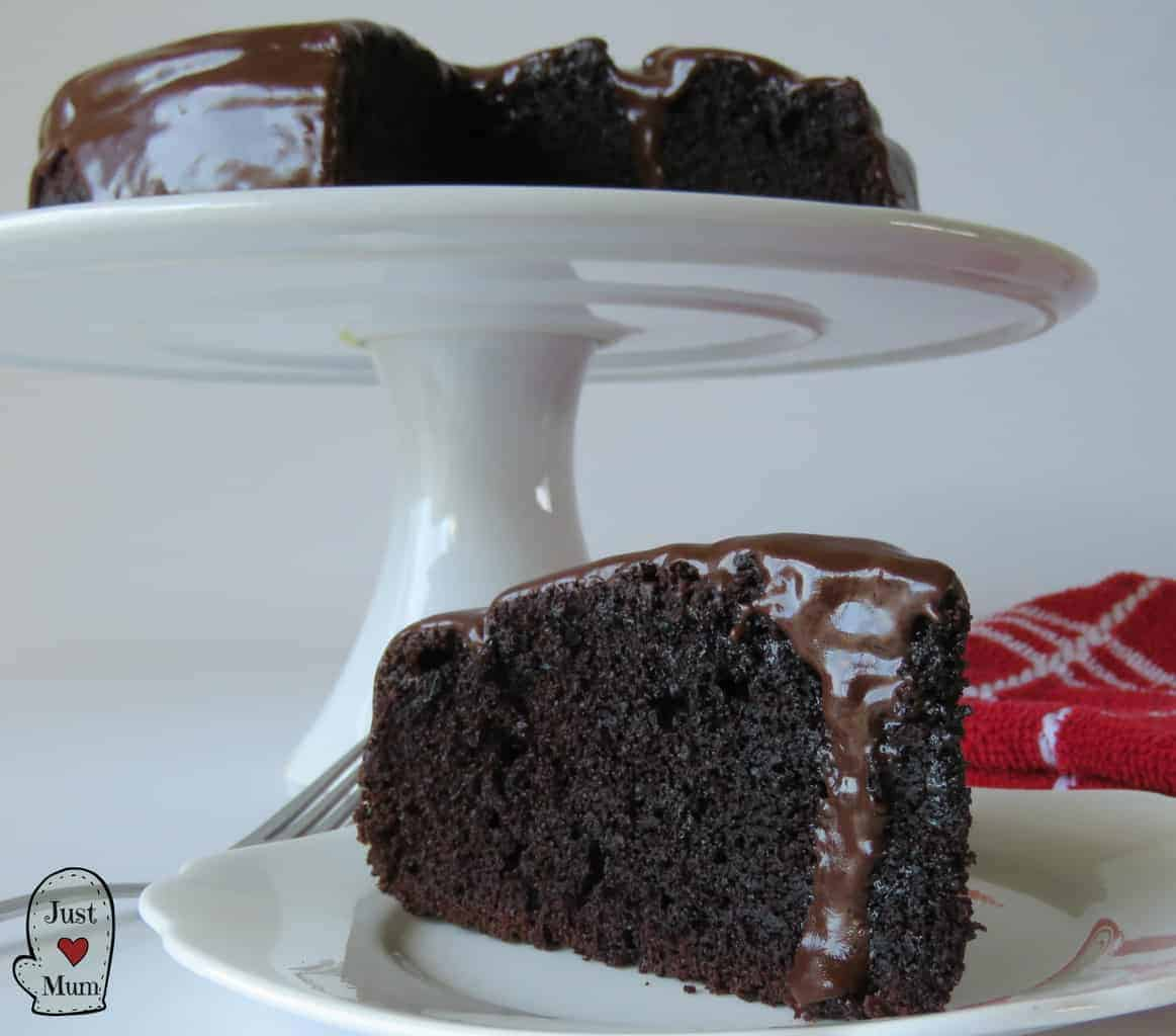 Best Ever Chocolate Cake – Just a Mum