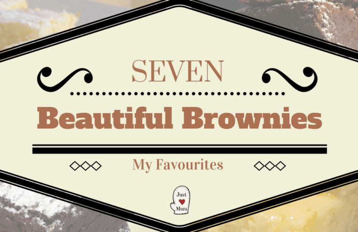 Seven Beautiful Brownies
