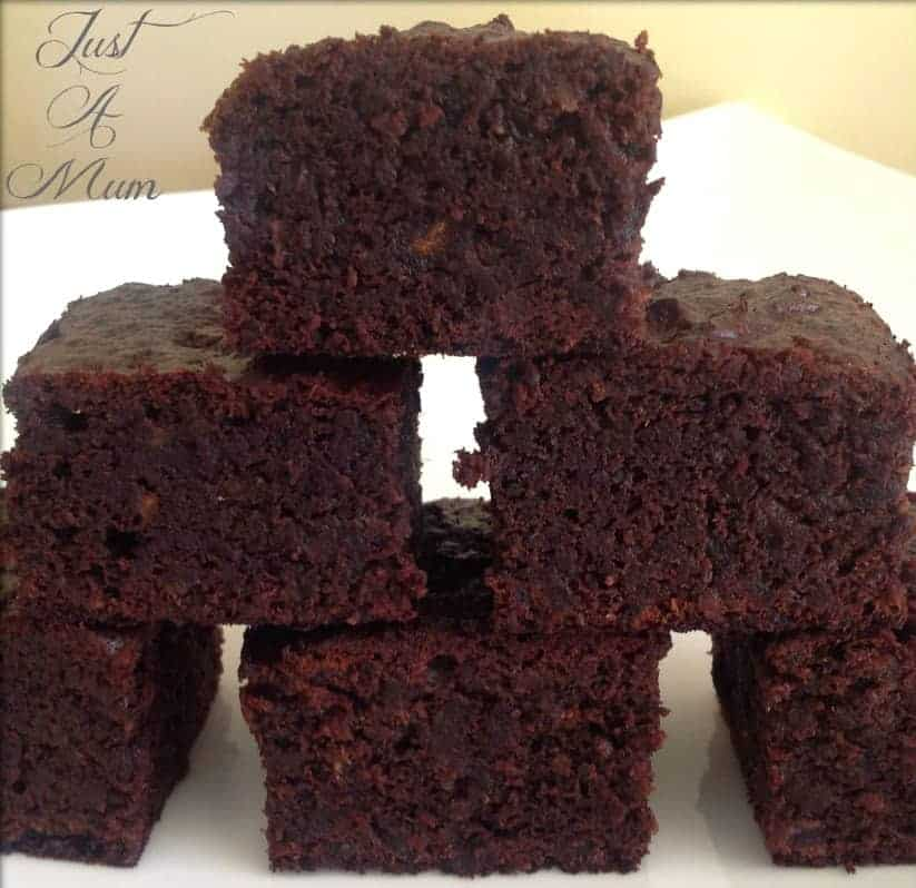 Just A Mum's Favourite Brownies