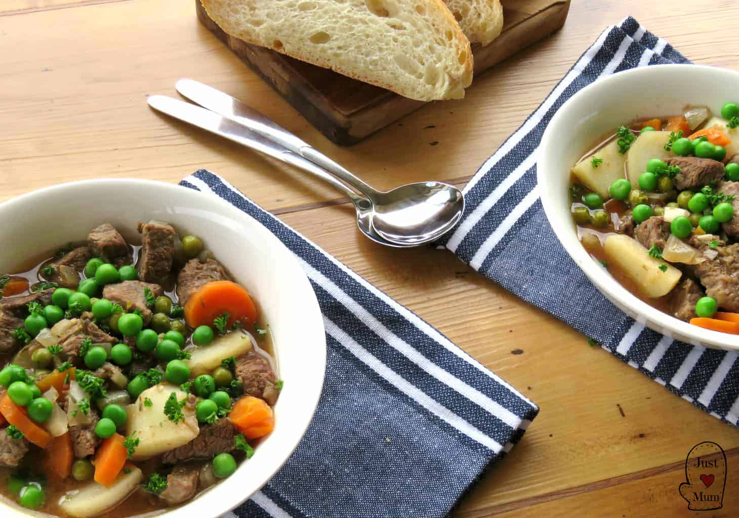 Just A Mum's Irish Stew - How2Food