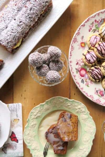 5 Minute Sweet Treats