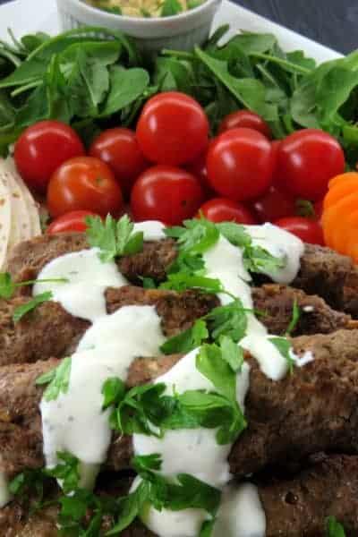 Beef & Lamb Kofta