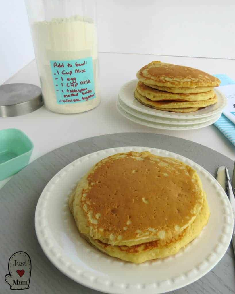homemade pancake mix and simple delicious pancake mix 30452