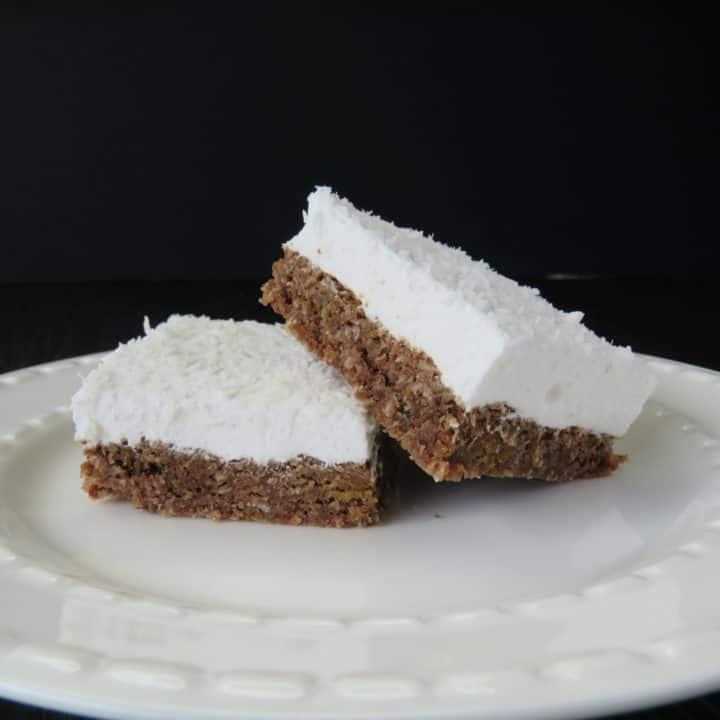 Marshmallow Weetbix Slice