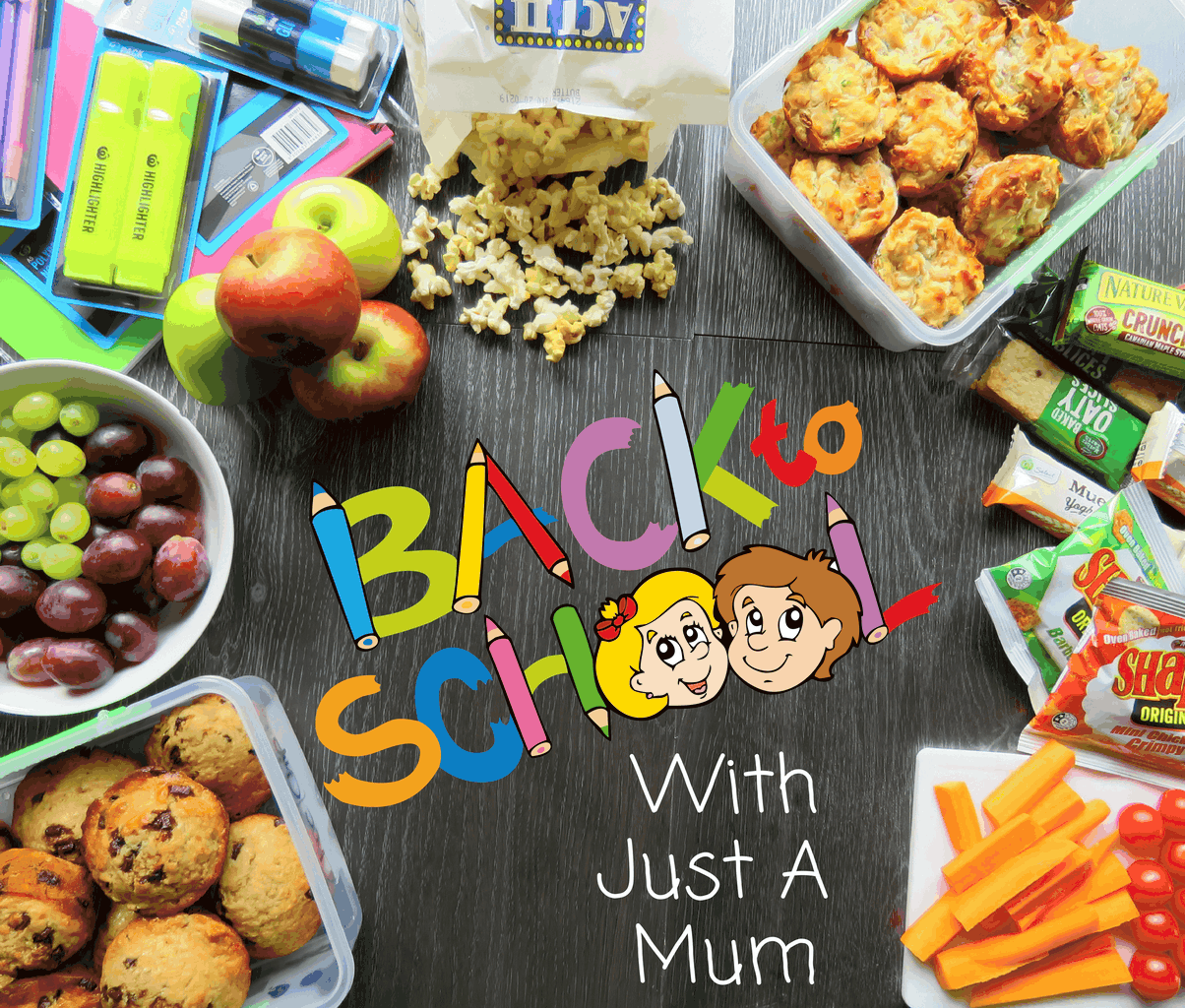 Just A Mum - Back to School with Countdown