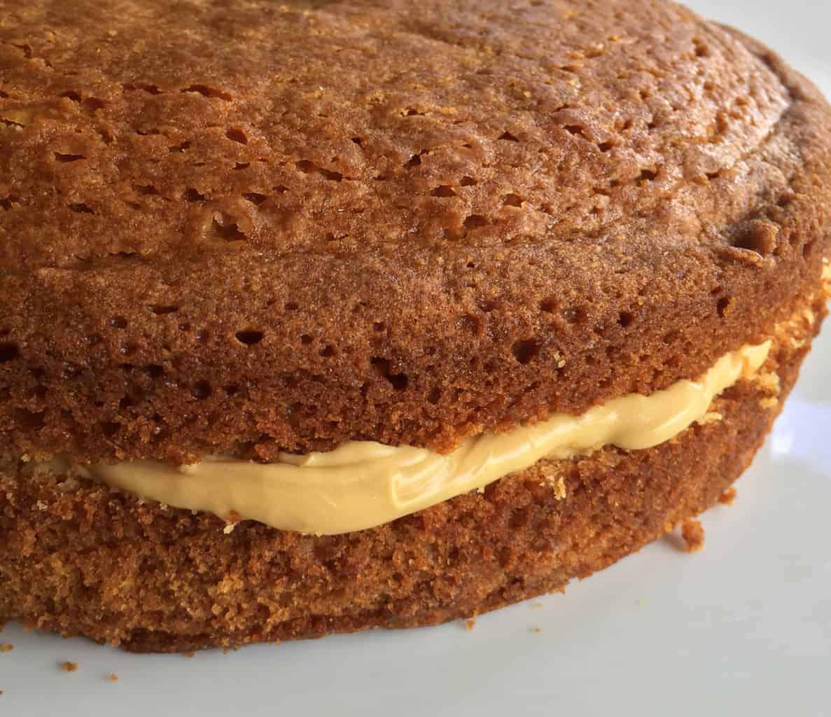 Just A Mum's Caramilk Mudcake