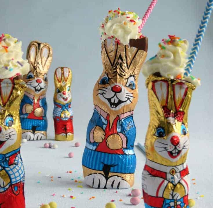 Fun Easter Milkshakes
