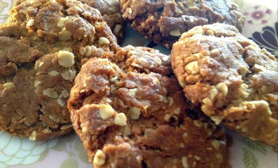 Just A Mum Anzac Biscuits