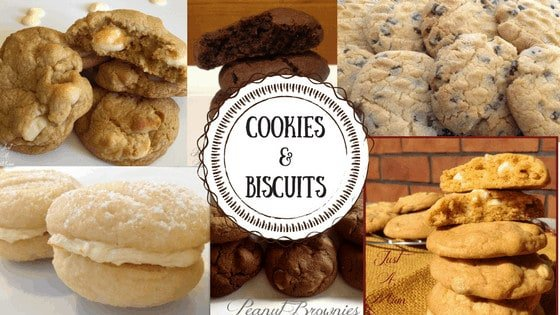 Just A Mum - Cookies & Biscuit Recipes