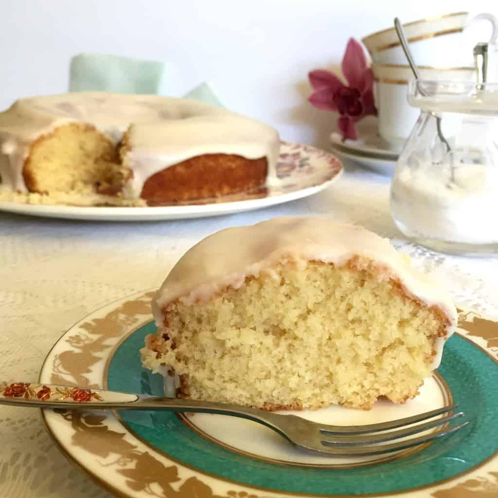 Just A Mum's Grandma's Vanilla Wonder Cake