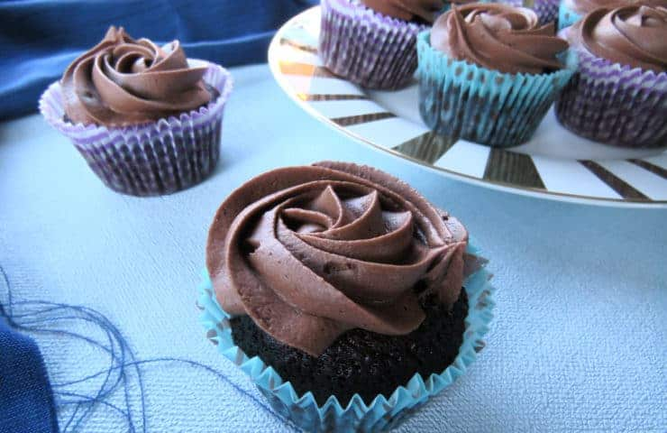 Best Ever Chocolate Cupcakes