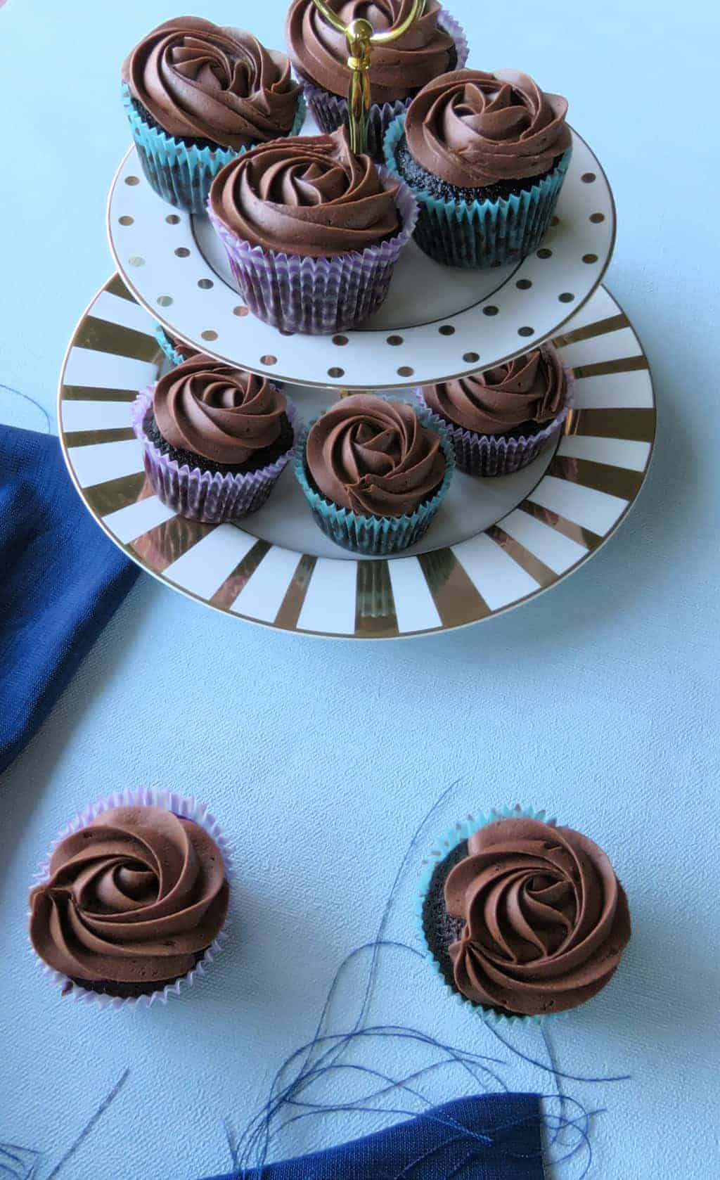 Just A Mum Best Ever Chocolate Cupcakes