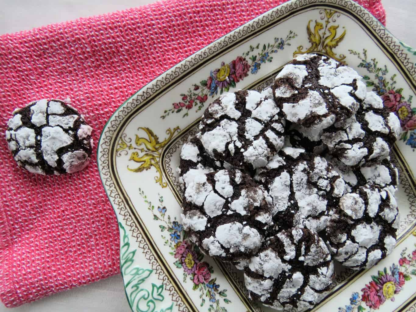 Just A Mums Chocolate Crackle Biscuits