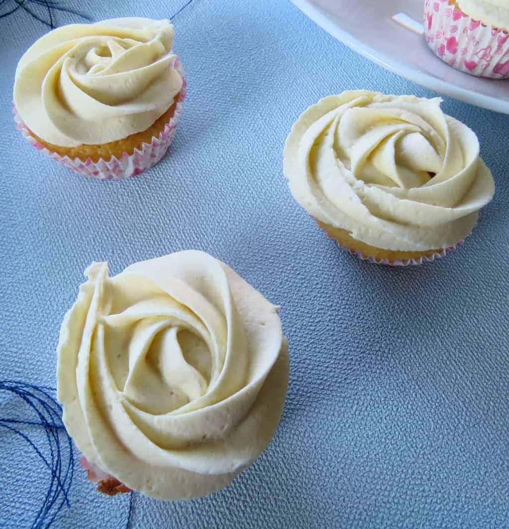 Just A Mum Best Ever Vanilla Cupcakes