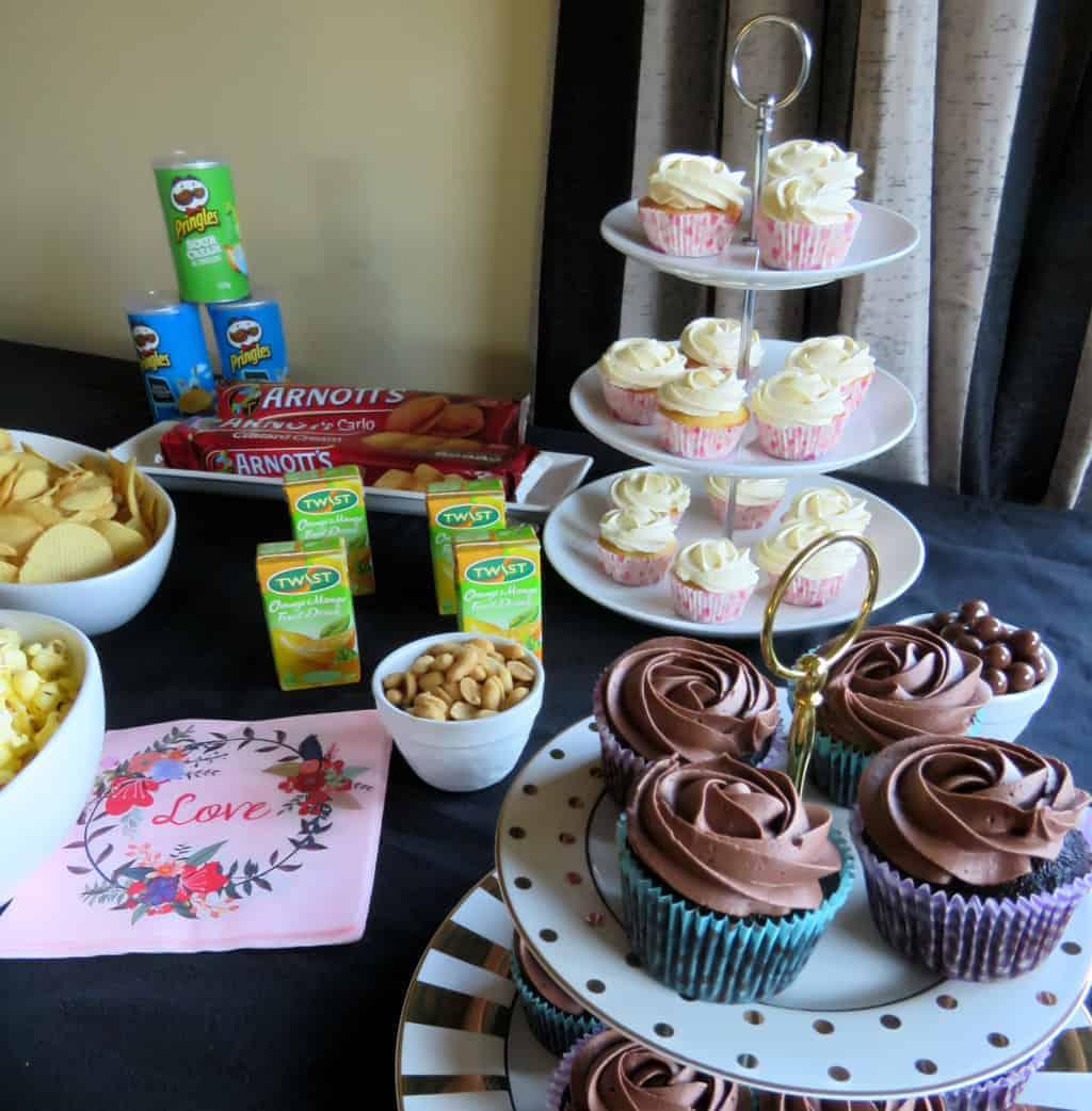 Just a Mum Cupcakes
