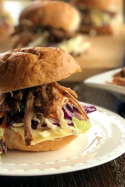 Easy BBQ Sauce Pulled Pork