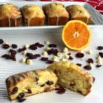 White Chocolate & Cranberry Loaf