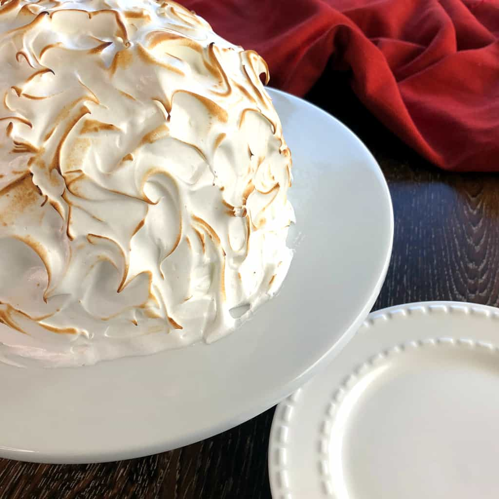 Baked Alaska by Just A Mum