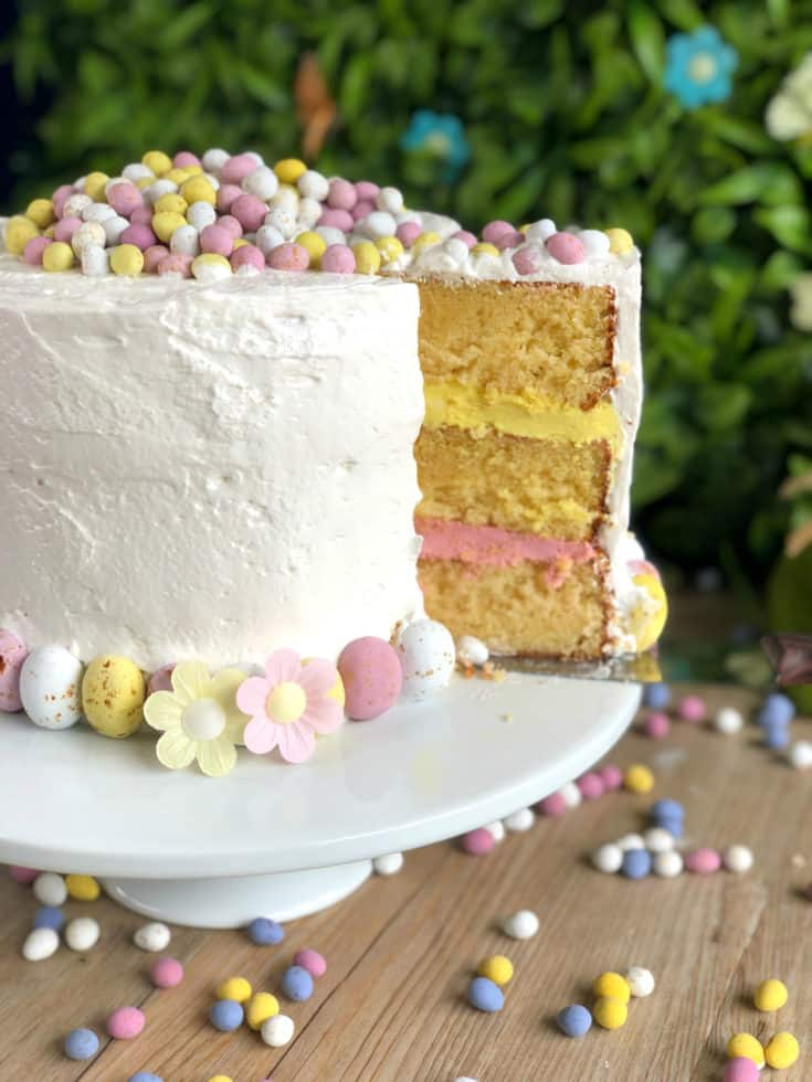 The Easter Spectacular Cake!