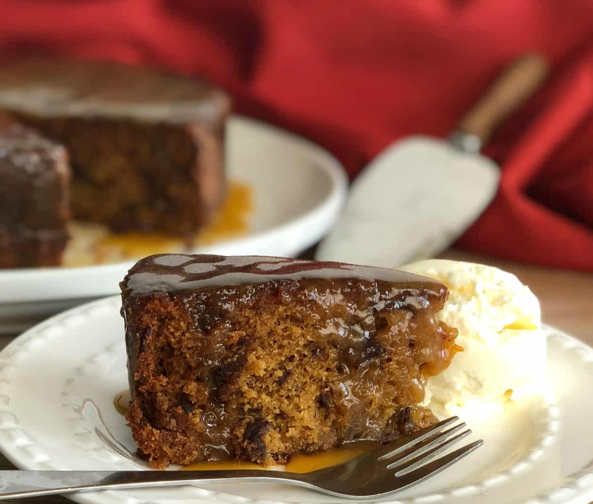 Sticky Date Pudding Recipe NZ