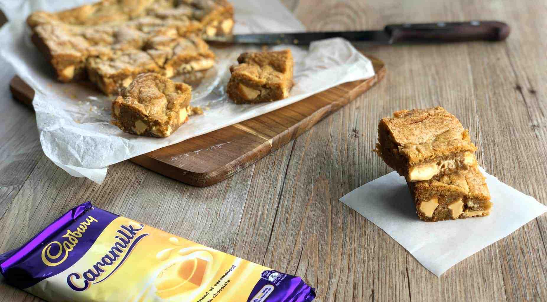 Caramilk Baking New Zealand and Australia