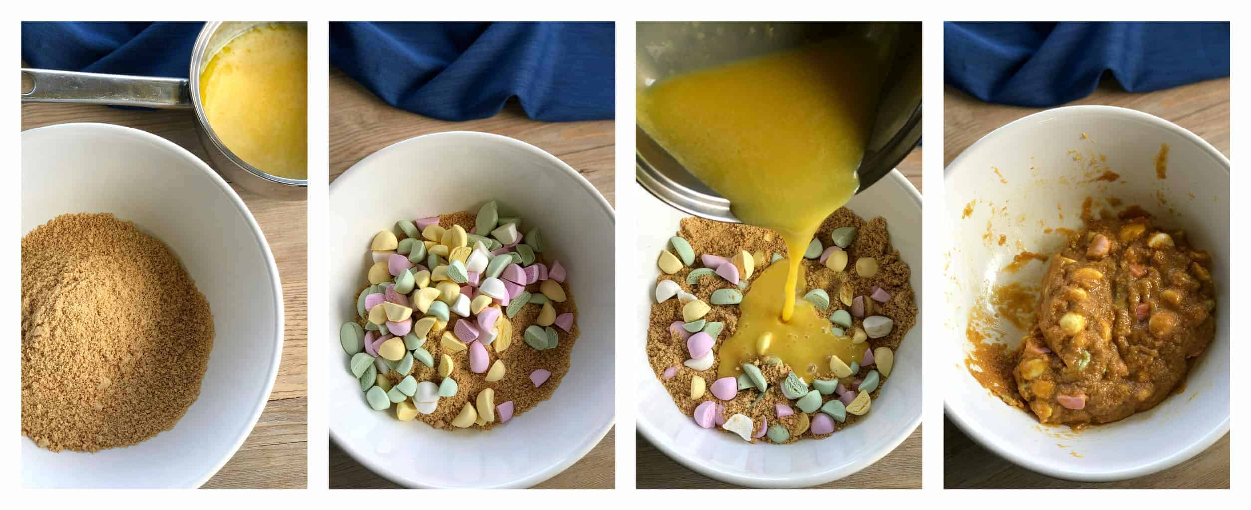 Step by Step to Create Lolly Cake