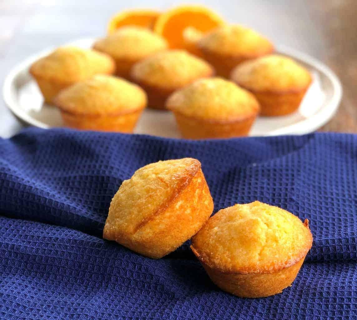 Orange Crunch Muffins