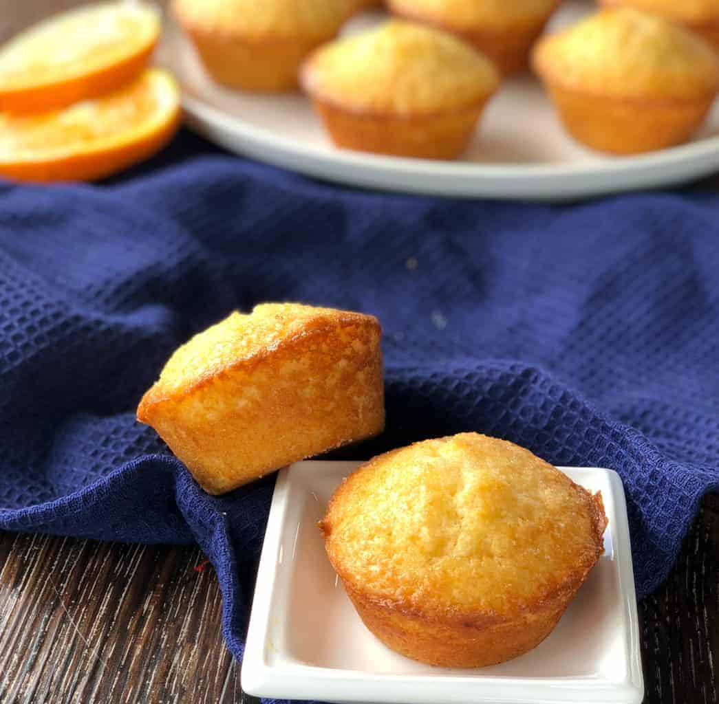 Just A Mums Orange Crunch Muffins