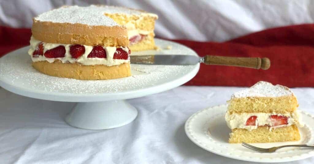 Best Sponge Cake Recipe Facebook