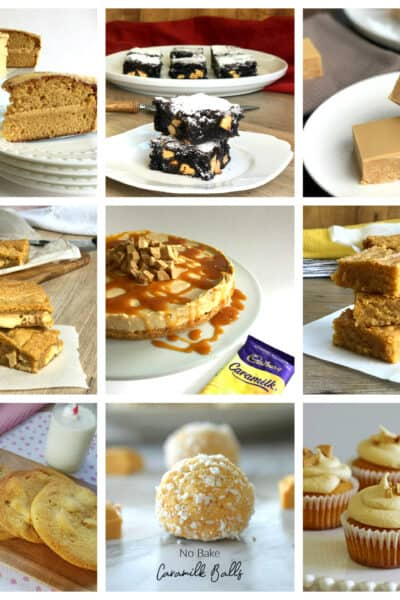 The Best Caramilk Recipes Just A Mum
