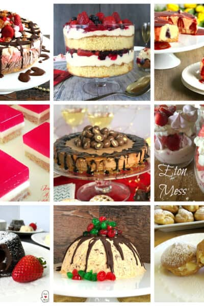 30 Best Christmas Desserts