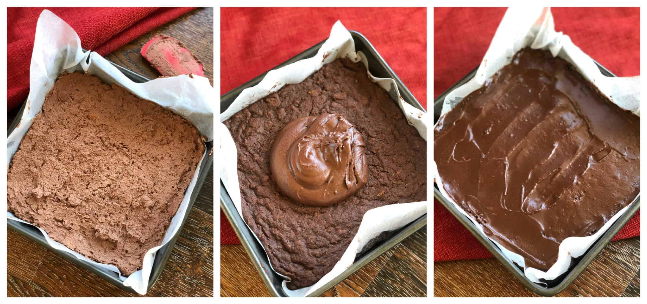 Chocolate Icing on Afghan Cornflake Slice