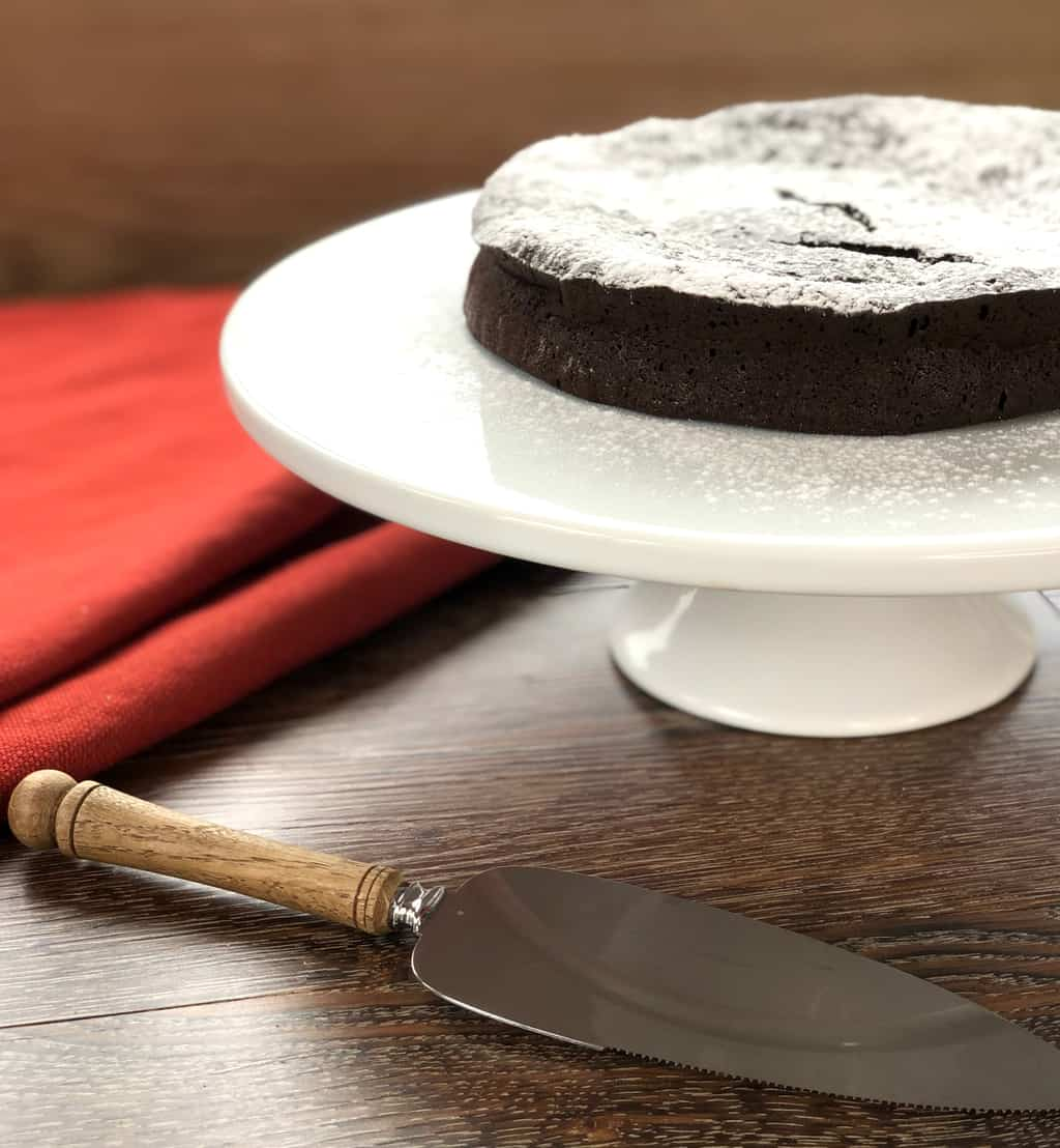 Simple Flour Free Chocolate Cake