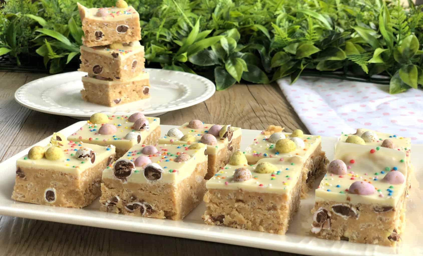 Best Recipe for Easter No Bake Slice