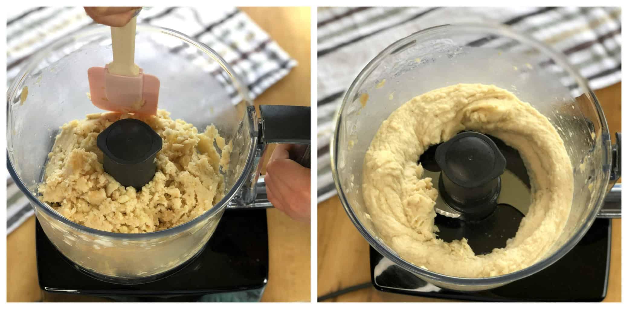 Creamy Fresh Fruit Ice Cream Step by Step