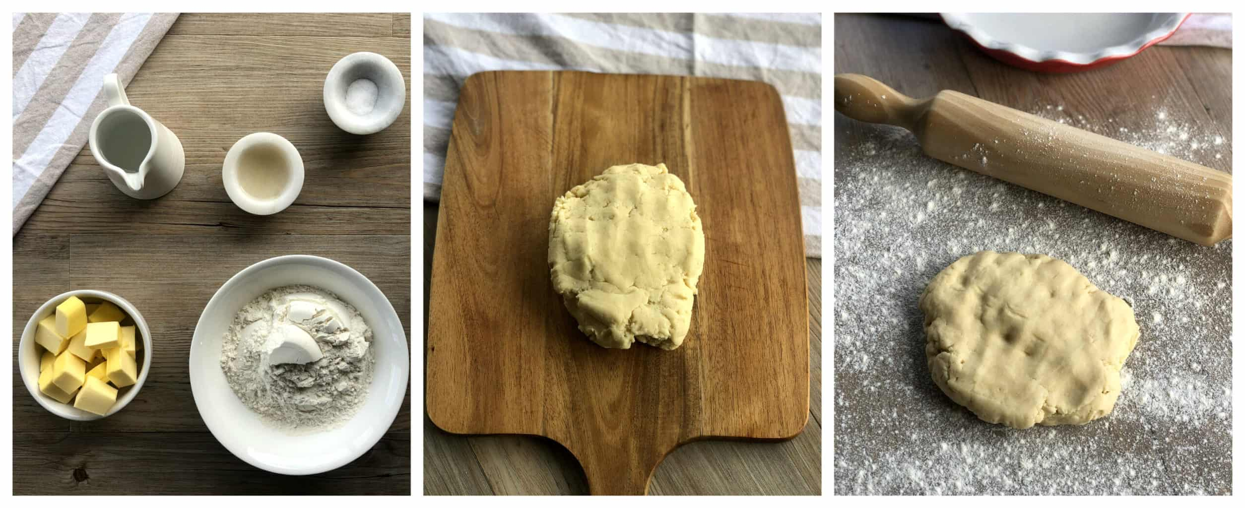 How to Make a Shortcrust Pastry - Buttery Crispy